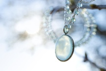 Mineral Waters by Baroni Jewelry / Known throughout the world for their restorative and rejuvenating qualities, mineral waters are the inspiration for this collection of semi-precious stones in watery shades of blues, greens and whites.