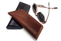 Accessories / Hand Made Leather Accessories by Dokmeh Design Studio