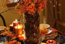 Thanksgiving / Family, friends and warm memories - what a wonderful holiday!