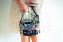"take a *snapshot* / ""I wish my eyes could take photos"" - fantastic old-fashioned cameras and snapshots"