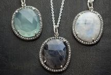Long Necklaces / These necklaces can be worn long or wrapped twice to create a short, self-layering look. Wear them alone or with other pieces to create your own statement of style.