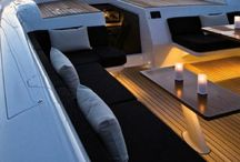 YACHT Design / Yacht and Sails interior design