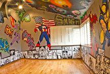 Marvel kidsroom ideas / All about Marvel in kidsroom