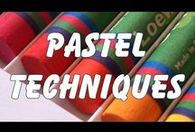 Art Tutorials - Pastels / Links to tutorials for Soft Pastels and a few Oil Pastels too...