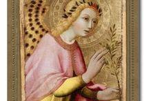 sano di pietro / Sano di Pietro (1406–1481) was an Italian painter of the Sienese school of painting.