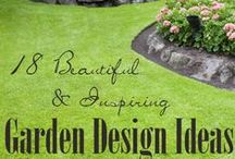Landscaping Ideas / Never underestimate where you can draw inspiration.