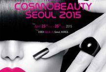 Bema @ CosmoBeauty in Seoul / Dal 23 al 25 aprile abbiamo presentato i nostri prodotti alla fiera del #beauty in Korea!