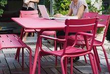 # Fermob # / Toutes les collections Fermob chez Uaredesign. Les plus grands classiques du design Made In France. http://www.uaredesign.com/marques/fermob.html #Mobilier #Décoration #Jardin #Design #outdoor