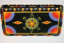 Northern Arapaho Beading / We have two gift shops showcasing Native American Art. The first is located behind the table games on the gaming floor and the second is situated in the hotel lobby. You can find one-of-a-kind custom art and beadwork from the Northern Arapaho Indians and other tribes. Take home a piece of living history today.