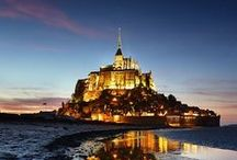 Normandy / Places in Normandy, France.