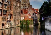 Bruges / Bruges, Belgium.
