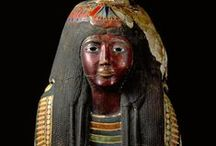 Egypt / Just focusing on Ancient Egyptian art and Culture.