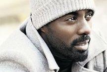 Brothers / Handsome African-American celebrities