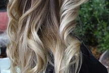 Ombre / Ombre hairstyles