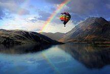 Where's My Pot o' Gold??? / Beautiful rainbows