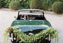 W E D | Bride + Groom Get Away / Ideas and images of and for your jubilant exit as husband and wife!