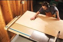 WOODWORKING - TABLE SAW / A collection of tips and tricks for using, tuning and optimizing your Table Saw.