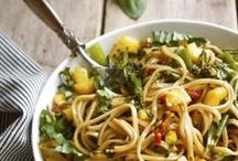 Food / Vegetarian yum yums