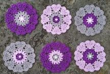 crochet motif / by Felicita Romero