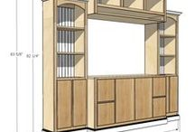 WOODWORKING - FURNITURE / Plans, tips, tricks and ideas for building your own furniture