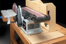 WOODWORKING - SANDING / Tips and trickss related to sanding for the woodworker