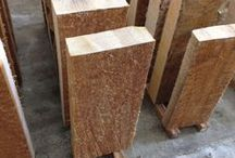 WOODWORKING - LUMBER & SUPPLIES / Information for the woodworker about lumber, wood and shop supplies