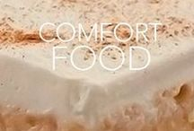 Comfort Food / Just like our shoes, food can bring you the warm comfort feeling that reminds you of home. This board is dedicated to the yummy goodness known as comfort food.