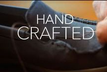 Handcrafted / We at SAS love, I mean LOVE making high-quality genuine leather shoes. We also know the effort and art it takes to make something beautiful by hand. This board is dedicated to the crafty ones who know how to handcraft a masterpiece.