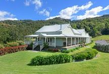 Australian Country Houses / Houses that have inspired the Village of Tullimbar