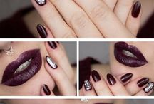 Make-up&all / All about beautiful | hair nails eyes lips