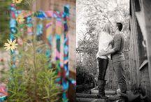 Chapel Hill + Carrboro, North Carolina Engagement Photographer