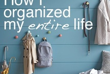 Organizing and homemade stuff / by Trisha Salerno