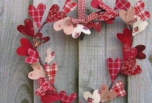 Crafting Ideas - Hearts / by Colleen Erickson