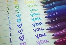 I like, i love, i hate....
