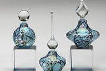 Perfume Bottles / by Dawn Stride