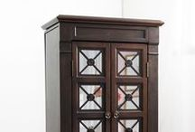 Jewelry Armoires / Hi Jewelry enthusiast! Our Armoire selection has something for everyone.