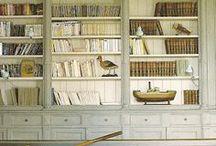 Bookcases / Storage