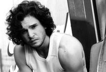 #The Man, who steals men theirs heterosexuality♥ / True, true... kit is hot and good actor.