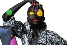 Style of Africa / Fashion Beauty Art Design