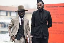 Street Style / Street Style inspired by Africa
