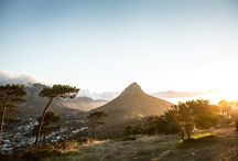 South Africa / For the love of the most beautiful country...and the most beautiful city (Cape Town)