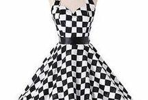 1950's & 1960's Dresses