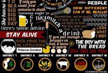 Hunger Games / Cuz watching people die is fun! / by Tessie-Roo