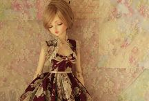 Ball Jointed Dolls (BJD)