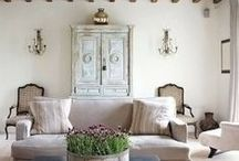 Country / Country House Interiors