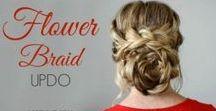 hairstyle tutorials / hairstyle tutorials