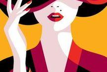 fashion design and illustration