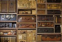 Drawers and trunks