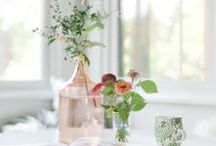 Home inspiration / Home interiors and gardens to love and feel lived in