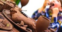Chocolate Sculptures / Chocolate Creations / In love with all things chocolate